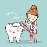 """Как миенето на зъбите ни спасява от """"чудовища""""?"""